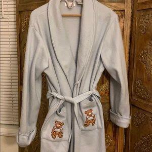 Fluffy Teddy Bear Robe